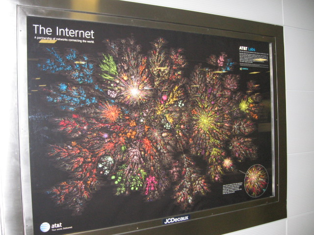 The Internet Map At Washington Airports - Internetmap